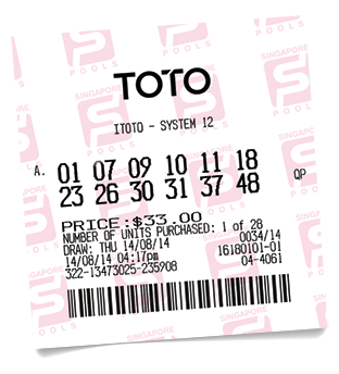 Comparison between TOTO & iTOTO | Singapore Pools